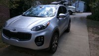 Picture of 2017 Kia Sportage SX Turbo, exterior, gallery_worthy