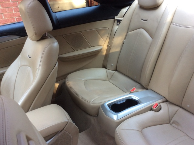 2014 Cadillac Cts Coupe Interior Pictures Cargurus