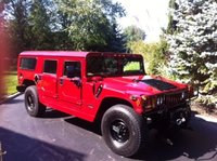 Picture of 1998 AM General Hummer 4-Door Hard Top AWD, exterior, gallery_worthy