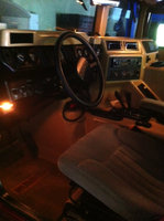 Picture of 1998 AM General Hummer 4 Dr Turbodiesel AWD Hardtop, interior