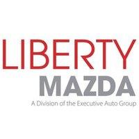 Liberty Mazda logo