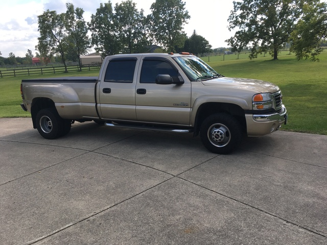 Picture of 2005 GMC Sierra 3500 4 Dr SLT 4WD Crew Cab LB DRW