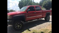 Picture of 2008 GMC Sierra 2500HD Work Truck Crew Cab 4WD, exterior, gallery_worthy
