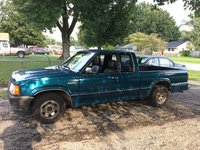 Picture of 1993 Mazda B-Series B2600i Extended Cab 4WD, exterior, gallery_worthy