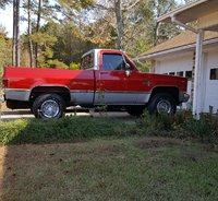 Picture of 1984 Chevrolet C/K 10 Silverado 4WD, exterior, gallery_worthy