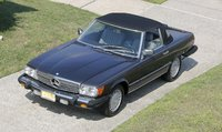 Picture of 1989 Mercedes-Benz 560-Class 560SL Convertible, exterior, gallery_worthy