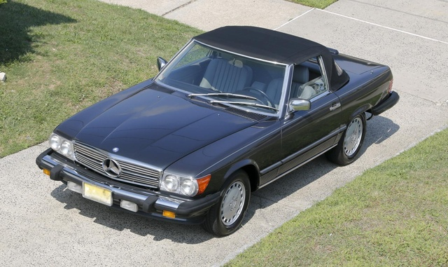 Picture of 1989 Mercedes-Benz 560-Class 560SL Convertible