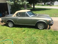 Picture of 1982 FIAT 124 Spider, exterior, gallery_worthy