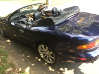 Picture of 2002 Aston Martin DB7 Vantage Volante Convertible RWD, exterior, gallery_worthy