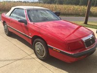 Picture of 1991 Chrysler Le Baron 2 Dr Premium LX Convertible, exterior, gallery_worthy