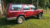 Picture of 1992 Toyota 4Runner 4 Dr SR5 V6 4WD SUV, exterior, gallery_worthy