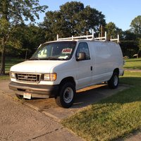 Picture of 2003 Ford E-Series Cargo E-350 Super Duty, exterior, gallery_worthy