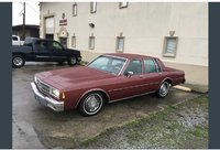 Picture of 1984 Chevrolet Impala Sedan RWD, exterior, gallery_worthy