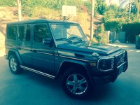 Picture of 2005 Mercedes-Benz G-Class G 500 Grand Edition, exterior, gallery_worthy