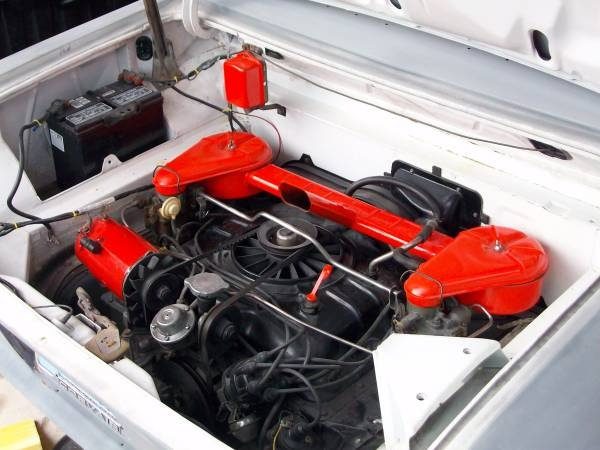 Picture of 1963 Chevrolet Corvair, engine, gallery_worthy