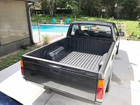 Picture of 1993 Nissan Pickup 2 Dr STD Standard Cab SB, exterior, gallery_worthy