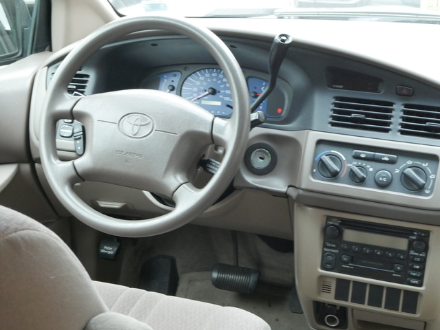2001 Toyota Sienna - Interior Pictures - CarGurus
