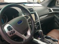 Picture Of 2015 Ford Explorer Limited 4WD, Interior, Gallery_worthy
