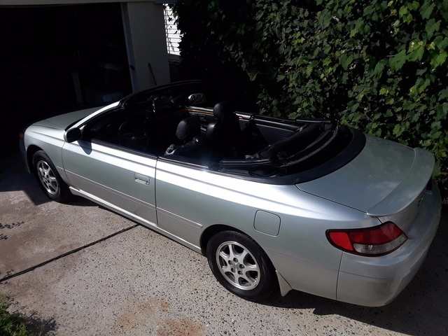 Picture of 2002 Toyota Camry Solara SE Convertible