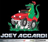 Joey Accardi Chrysler Jeep Dodge Ram logo