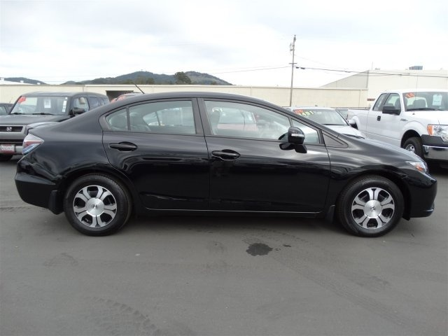 Picture of 2013 Honda Civic Hybrid FWD