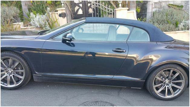 Picture of 2011 Bentley Continental Supersports Convertible AWD, exterior, gallery_worthy