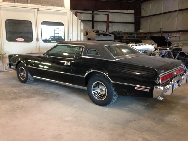 Picture of 1973 Ford Thunderbird