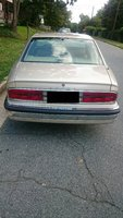 1993 Buick Park Avenue Overview