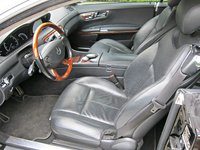 Picture of 2010 Mercedes-Benz CL-Class CL 550 4MATIC, interior, gallery_worthy
