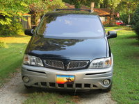 Picture of 2001 Pontiac Montana Base Extended, exterior, gallery_worthy