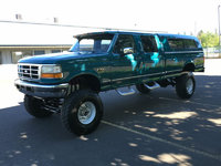 Picture of 1995 Ford F-350 2 Dr XL 4WD Standard Cab LB, exterior, gallery_worthy
