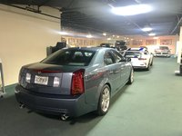Picture of 2006 Cadillac CTS-V Base, exterior, gallery_worthy
