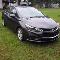 Picture of 2016 Chevrolet Cruze LT, exterior, gallery_worthy