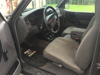 Picture Of 2000 Ford Ranger XLT Standard Cab Stepside SB, Interior,  Gallery_worthy Pictures