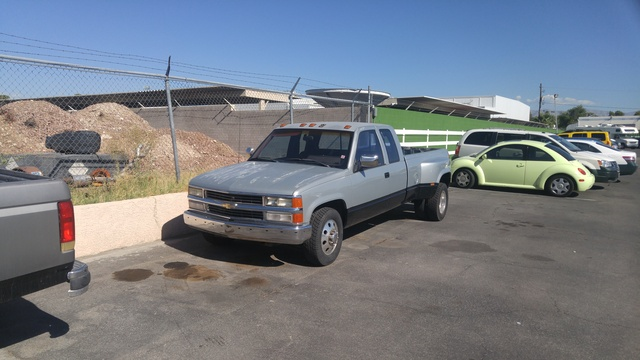 Picture of 1991 Chevrolet C/K 3500 Ext. Cab 2WD