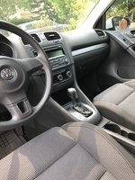 Picture of 2012 Volkswagen Golf Base 2dr, interior