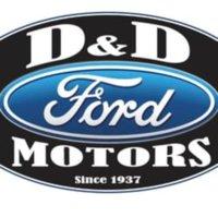 D & D Motors, Inc. logo