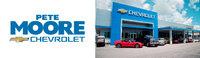 Pete Moore Chevrolet logo