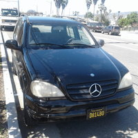 Picture of 2000 Mercedes-Benz M-Class ML 320, gallery_worthy