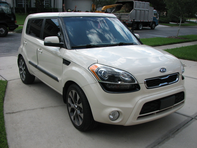 Nice 2012 Kia Soul Price Analysis