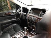Picture of 2015 Nissan Pathfinder SL 4WD, interior, gallery_worthy