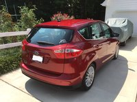 Picture of 2014 Ford C-Max SEL Energi, exterior, gallery_worthy