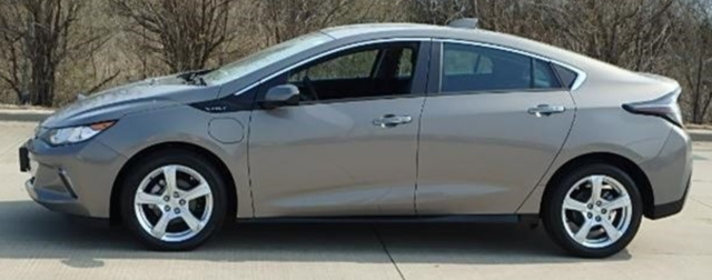Picture of 2017 Chevrolet Volt LT