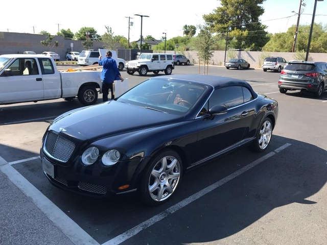 Picture of 2017 Bentley Continental GT Convertible W12