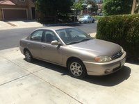 Picture of 2002 Kia Spectra Base, exterior, gallery_worthy