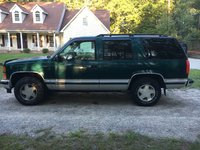Picture of 1996 Chevrolet Tahoe 4 Dr LS 4WD SUV, exterior, gallery_worthy