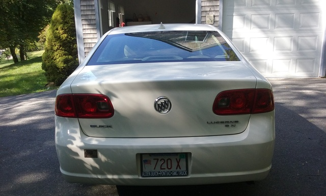 Picture of 2009 Buick Lucerne CX1 FWD