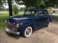 1946 Ford Coupe Overview