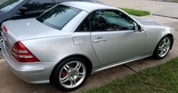 Picture of 2002 Mercedes-Benz SLK-Class SLK 320, exterior, gallery_worthy