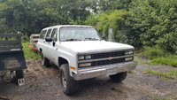 Picture of 1991 Chevrolet Suburban R2500, exterior, gallery_worthy